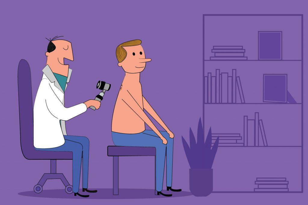 Dermatologia na Ser e Crescer - Serviços Clínicos.